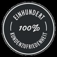 umzugsunternehmen 100% Zufriedenheit